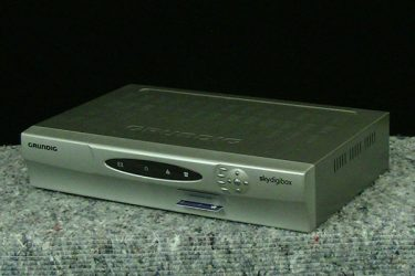 Grundig digibox GDS310