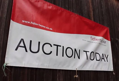 Auction House – 3mins 10sec – 16:9